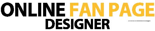 Online Fan Page Designer